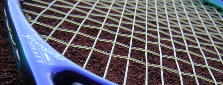 Tennissnaren | Rackets bespannen