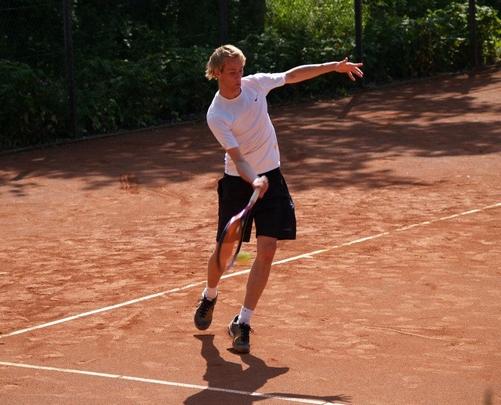 Koen Beeren | Racketsbespannen.nl